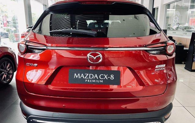 [TPHCM] Mazda CX8 - Giảm ngay 150tr + Gói nâng cấp lên đến 35tr - Trả trước 300tr + Hỗ trợ vay lên đến 80%2