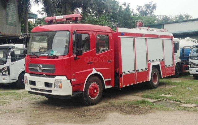 Bán xe chữa cháy, cứu hỏa 7 khối nhập khẩu nguyên chiếc giá rẻ0