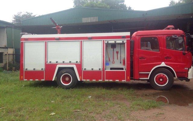 Bán xe chữa cháy, cứu hỏa 7 khối nhập khẩu nguyên chiếc giá rẻ1