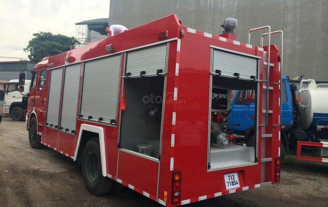 Bán xe chữa cháy, cứu hỏa 7 khối nhập khẩu nguyên chiếc giá rẻ2
