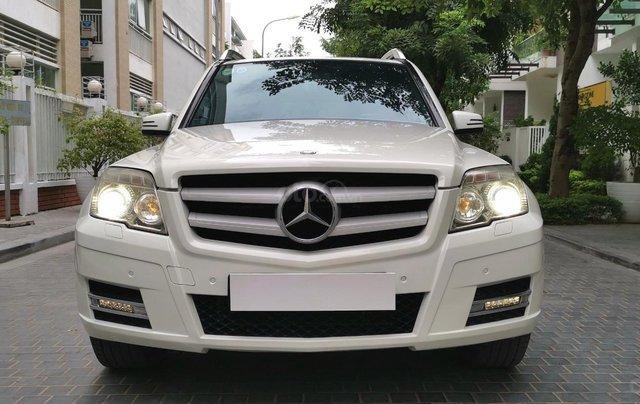Bán xe Mercedes GLK300 4Matic 20120