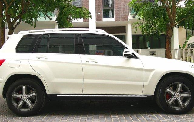 Bán xe Mercedes GLK300 4Matic 20124