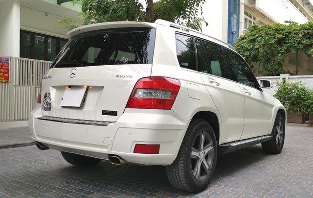 Bán xe Mercedes GLK300 4Matic 20125
