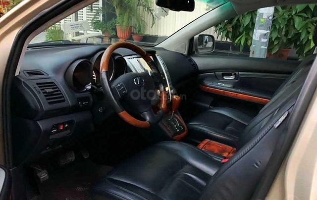 Bán ô tô Lexus RX năm sản xuất 2007, màu vàng, xe nhập còn mới3