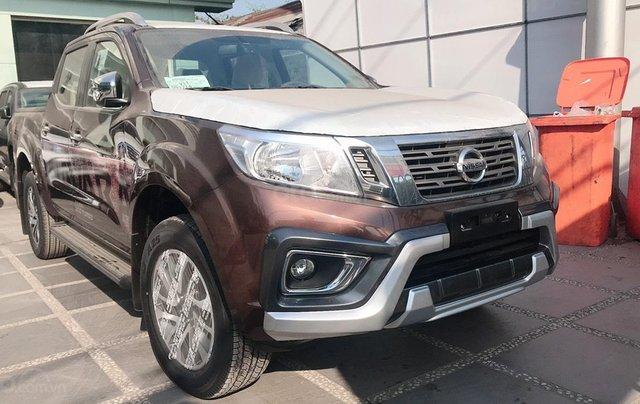 Nissan Navara EL số tự động 1 cầu, sản xuất năm 2020, giá 640 triệu0
