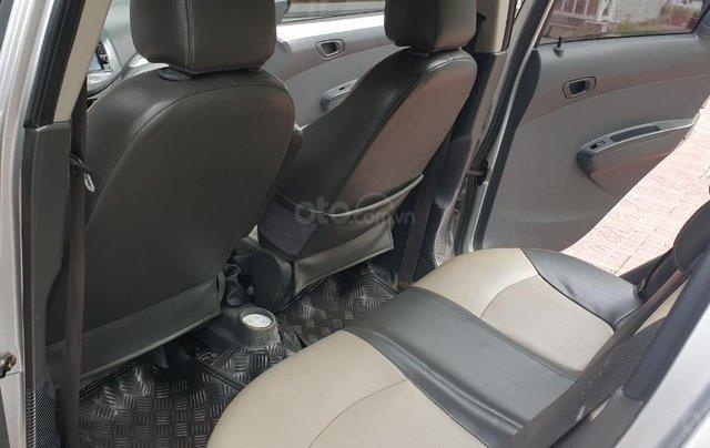 Bán xe Chevrolet Spark đời 2012, màu ghi còn mới, giá chỉ 175 triệu đồng5