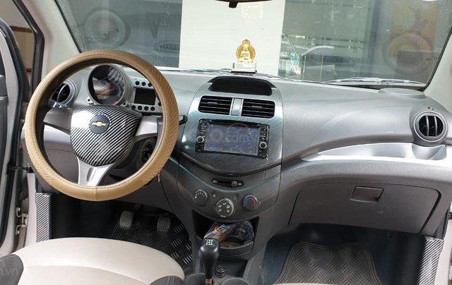 Bán xe Chevrolet Spark đời 2012, màu ghi còn mới, giá chỉ 175 triệu đồng10