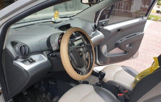 Bán xe Chevrolet Spark đời 2012, màu ghi còn mới, giá chỉ 175 triệu đồng13