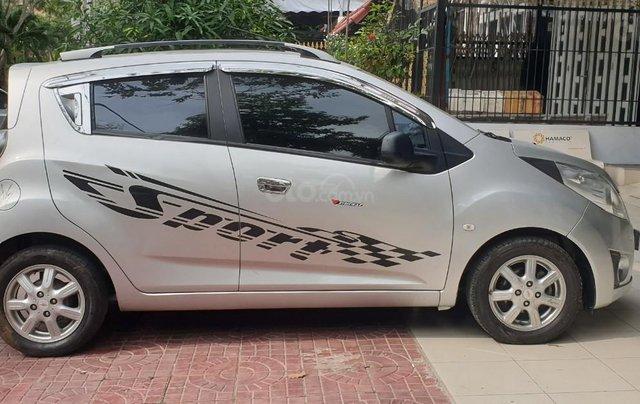 Bán xe Chevrolet Spark đời 2012, màu ghi còn mới, giá chỉ 175 triệu đồng1