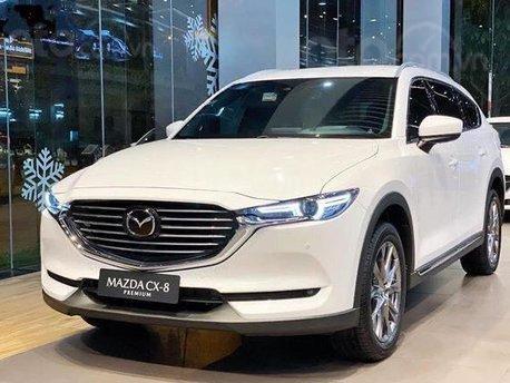[HOT] Mazda CX-8 khuyến mại cực lớn tháng 11 - ring xe ngay chỉ với 196 triệu - giá tốt nhất Miền Nam0