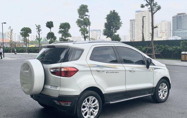 Ford EcoSport 2018 Titanium màu trắng2