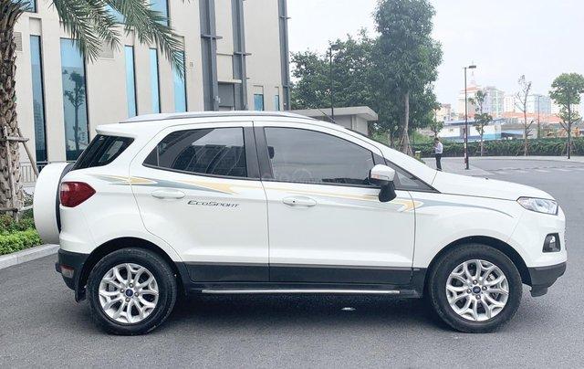 Ford EcoSport 2018 Titanium màu trắng3