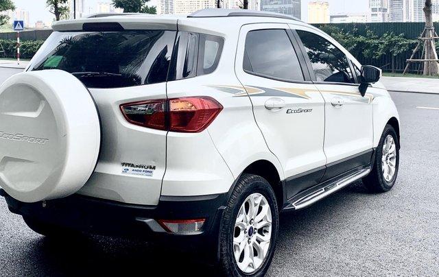 Ford EcoSport 2018 Titanium màu trắng4