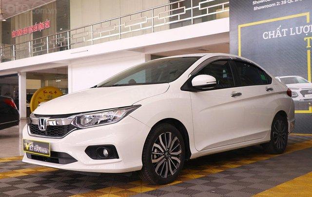 Bán Honda City 1.5AT CVT 20191