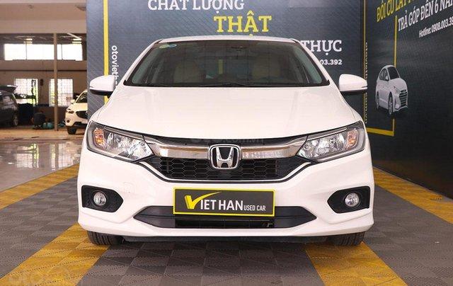 Bán Honda City 1.5AT CVT 20192