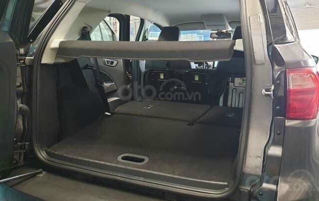 Cần bán lại với giá ưu đãi nhất chiếc Ford EcoSport màu xám đời 2020, giao nhanh toàn quốc6