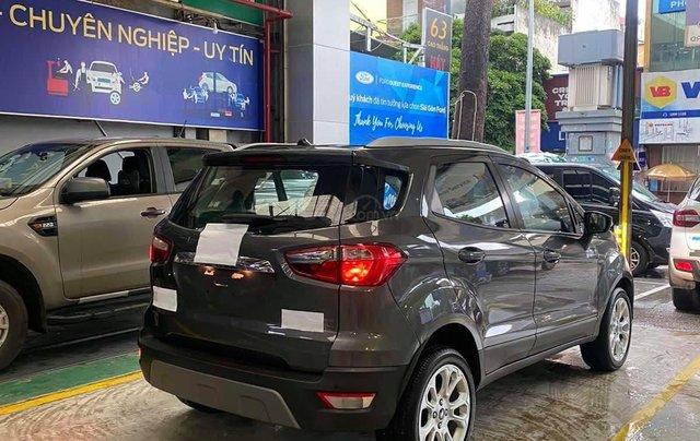 Cần bán lại với giá ưu đãi nhất chiếc Ford EcoSport màu xám đời 2020, giao nhanh toàn quốc3