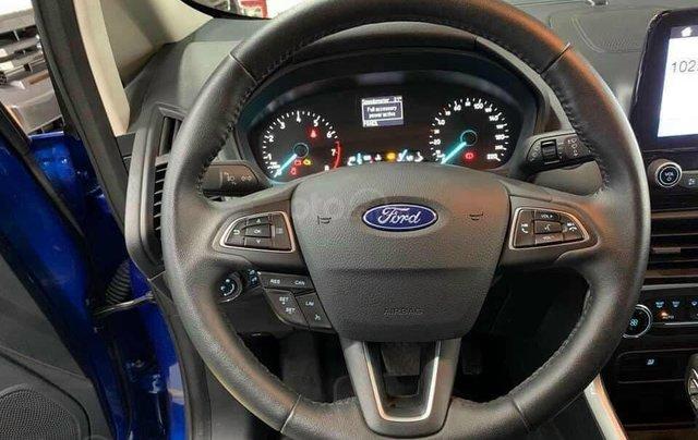 Cần bán lại với giá ưu đãi nhất chiếc Ford EcoSport màu xám đời 2020, giao nhanh toàn quốc4