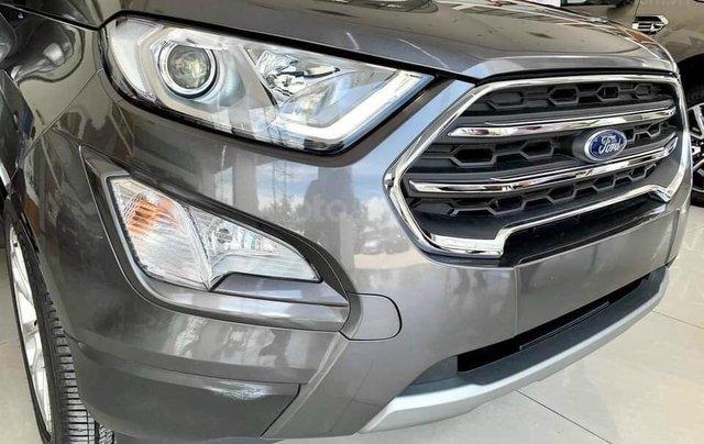 Cần bán lại với giá ưu đãi nhất chiếc Ford EcoSport màu xám đời 2020, giao nhanh toàn quốc1