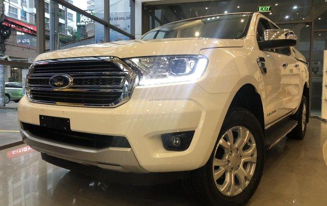 Hỗ trợ mua xe trả góp lãi suất thấp với chiếc Ford Ranger Limited sản xuất 2020, giao nhanh3