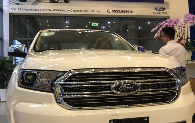 Hỗ trợ mua xe trả góp lãi suất thấp với chiếc Ford Ranger Limited sản xuất 2020, giao nhanh2