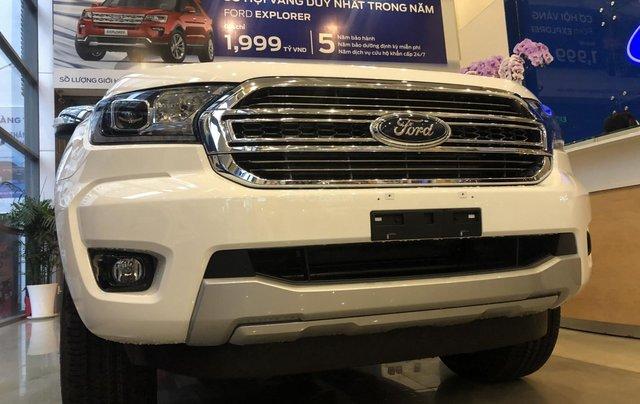 Hỗ trợ mua xe trả góp lãi suất thấp với chiếc Ford Ranger Limited sản xuất 2020, giao nhanh4