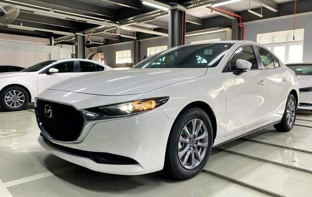 [Mazda An Giang] Mazda 3 2020 từ 664tr, hỗ trợ trả góp 80%, đủ màu giao ngay 0939.681.7036