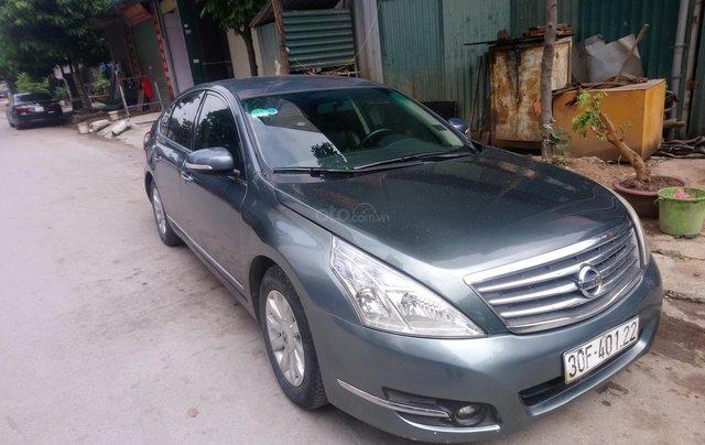 Chính chủ bán xe Nissan Teana 2.0 2010 giá cạnh tranh, xe rất mới2