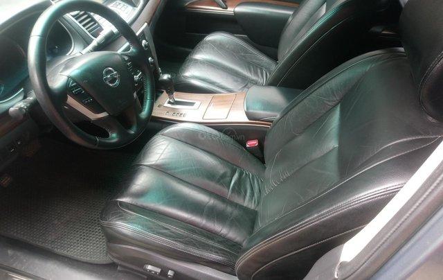 Chính chủ bán xe Nissan Teana 2.0 2010 giá cạnh tranh, xe rất mới6