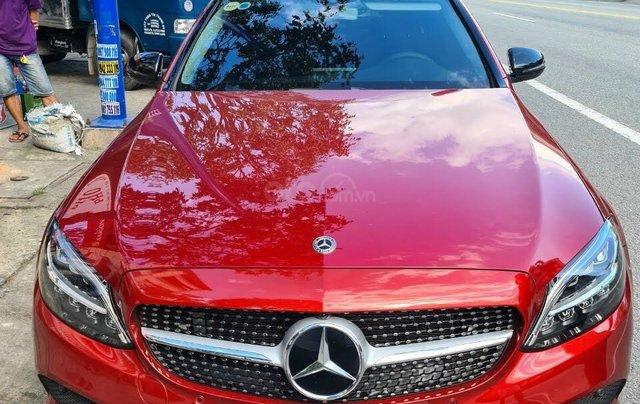 Mercedes C180 Siêu mới, xe SX 2020 mới đăng kí được 17 ngày, đi 1.900 km1
