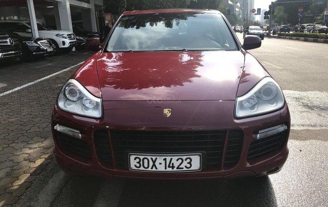 Vạn Lộc Auto bán Porsche Cayenne GTS 4.8L sản xuất 2009, đăng ký lần đầu T1/20100