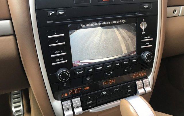 Vạn Lộc Auto bán Porsche Cayenne GTS 4.8L sản xuất 2009, đăng ký lần đầu T1/20106