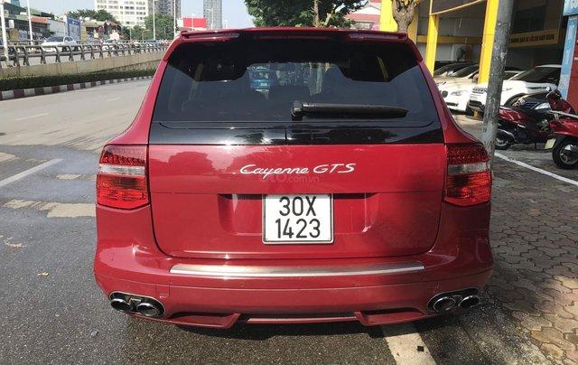 Vạn Lộc Auto bán Porsche Cayenne GTS 4.8L sản xuất 2009, đăng ký lần đầu T1/20102