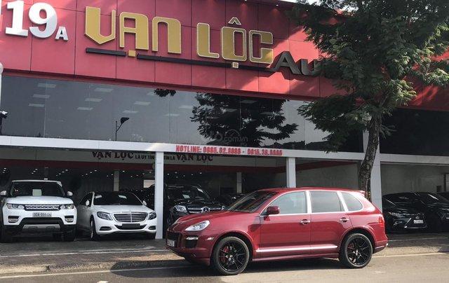Vạn Lộc Auto bán Porsche Cayenne GTS 4.8L sản xuất 2009, đăng ký lần đầu T1/20103