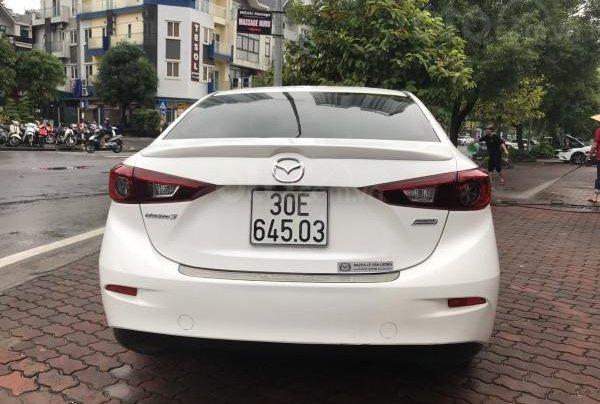 Bán xe Mazda 3 1.5AT SX 2016 biển HN, zin từng con ốc1