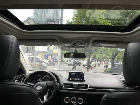 Bán xe Mazda 3 1.5AT SX 2016 biển HN, zin từng con ốc4