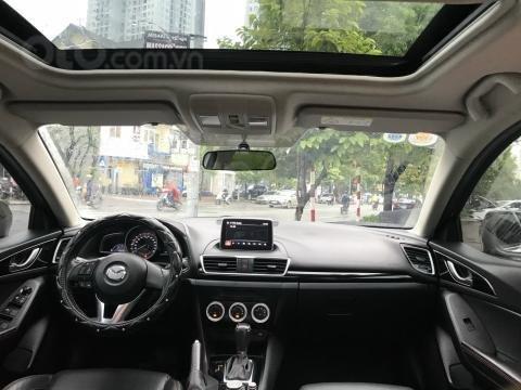Bán xe Mazda 3 1.5AT SX 2016 biển HN, zin từng con ốc9