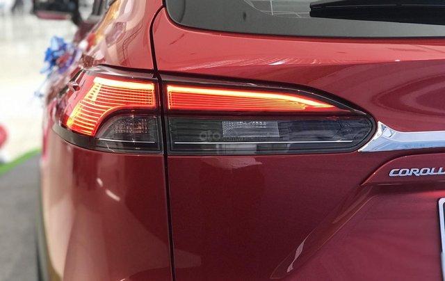 Toyota Corolla Cross 2020, có sẵn, đủ màu giao ngay tháng 11/2020, giá ưu đãi12