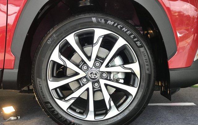 Toyota Corolla Cross 2020, có sẵn, đủ màu giao ngay tháng 11/2020, giá ưu đãi11