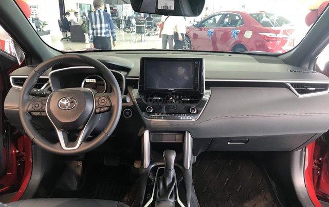 Toyota Corolla Cross 2020, có sẵn, đủ màu giao ngay tháng 11/2020, giá ưu đãi7