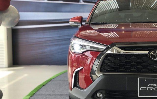 Toyota Corolla Cross 2020, có sẵn, đủ màu giao ngay tháng 11/2020, giá ưu đãi1