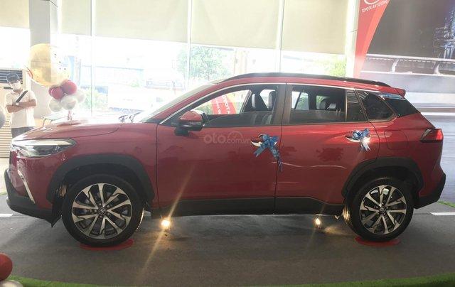 Toyota Corolla Cross 2020, có sẵn, đủ màu giao ngay tháng 11/2020, giá ưu đãi10