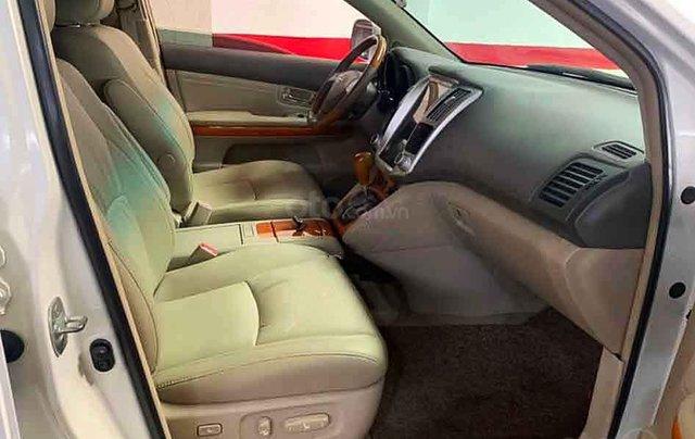 Cần bán xe Lexus RX năm 2008, màu trắng, nhập khẩu còn mới2