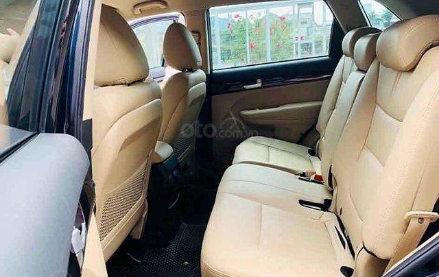 Bán ô tô Kia Sorento sản xuất 2019, màu xanh lam còn mới, 718 triệu3