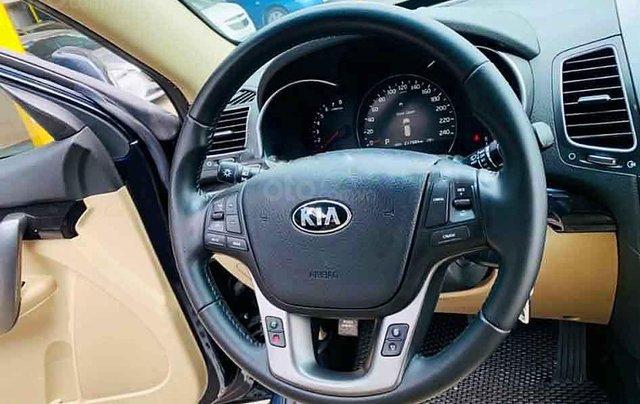 Bán ô tô Kia Sorento sản xuất 2019, màu xanh lam còn mới, 718 triệu1