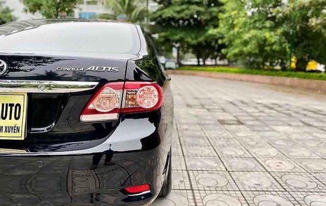 Bán Toyota Corolla Altis sản xuất 2013, màu đỏ còn mới3