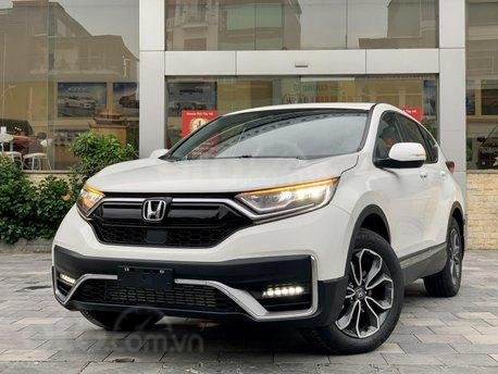 [Duy nhất tháng 11 - Honda CR-V] Siêu khuyến mại Honda CR-V 2020 khuyến mại 75 triệu tiền mặt, 60 triệu phụ kiện2