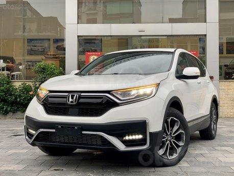 [Duy nhất tháng 11 - Honda CR-V] Siêu khuyến mại Honda CR-V 2020 khuyến mại 75 triệu tiền mặt, 60 triệu phụ kiện5
