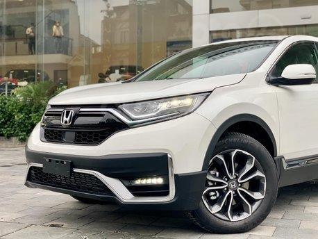 [Duy nhất tháng 11 - Honda CR-V] Siêu khuyến mại Honda CR-V 2020 khuyến mại 75 triệu tiền mặt, 60 triệu phụ kiện0