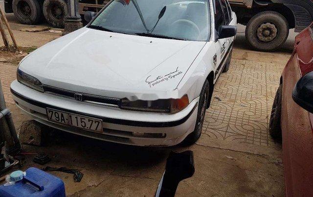 Bán xe Honda Accord đời 1991, màu trắng, xe nhập số sàn, 73tr0